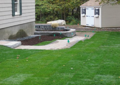 Marcotte Sod Install 2