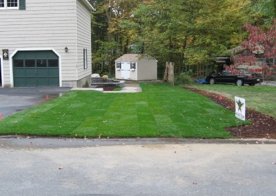 Marcotte Sod Install